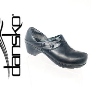 Dansko Women's Black Professional Clogs Size 42 11